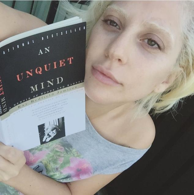 Ohne Make-up: Lady Gaga