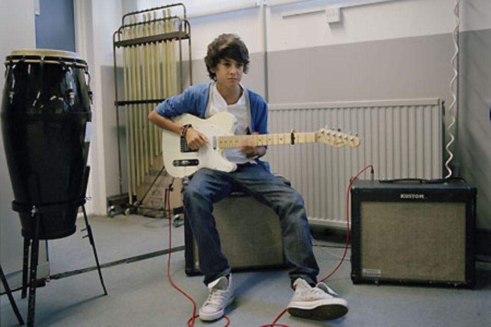 """Ben - seit sieben Jahren Rocker, seit 7 Wochen """"Brit"""""""