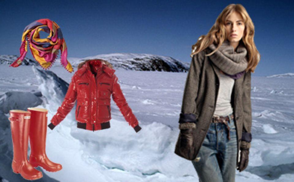 Mode für Wind und Wetter