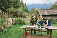 Südtirol: Auf die kreative Tour