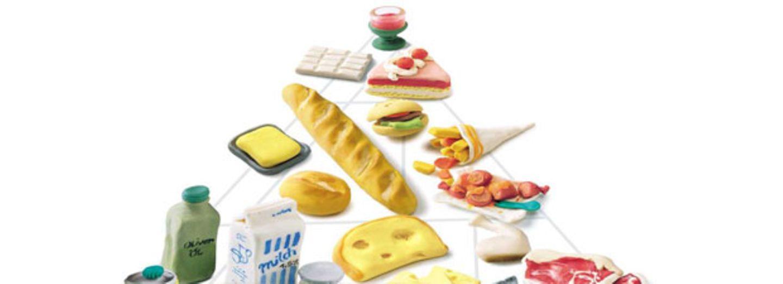 Gesund und fit bleiben mit der BRIGITTE-Ernährungspyramide