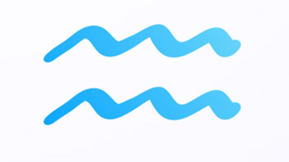 Horoskop Sternzeichen Wassermann