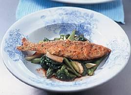 Fisch: Wir kochen mit Fisch!