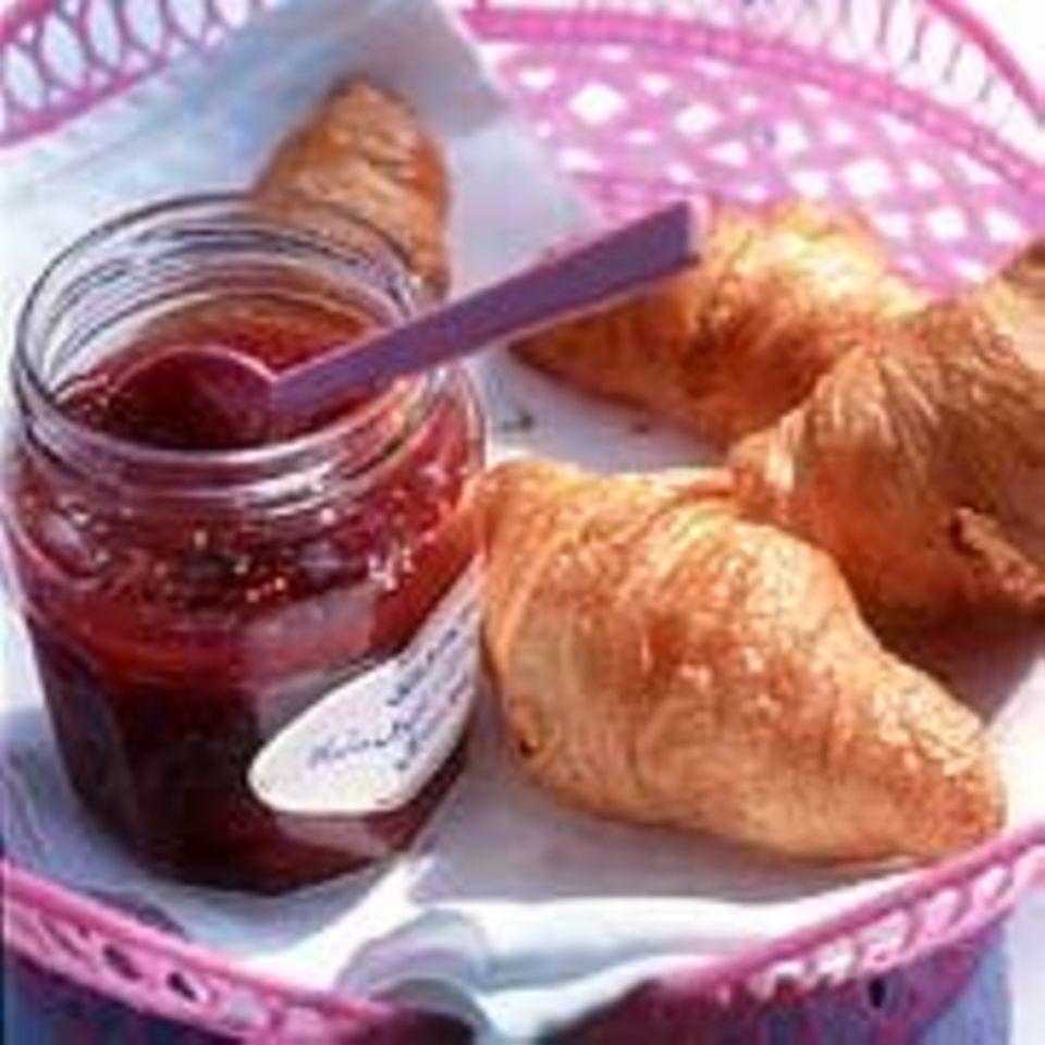 Mehrfruchtmarmelade: Leckeres Obstquartett im Glas