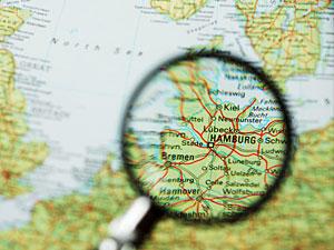 Geografie-Quiz: Wo liegen Deutschlands Städte?