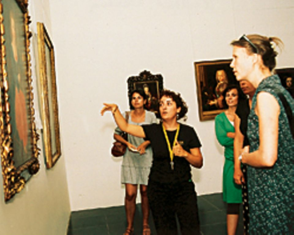Forever young: Porträts von Kindern in der Stiftung Jakober, Alcúdia