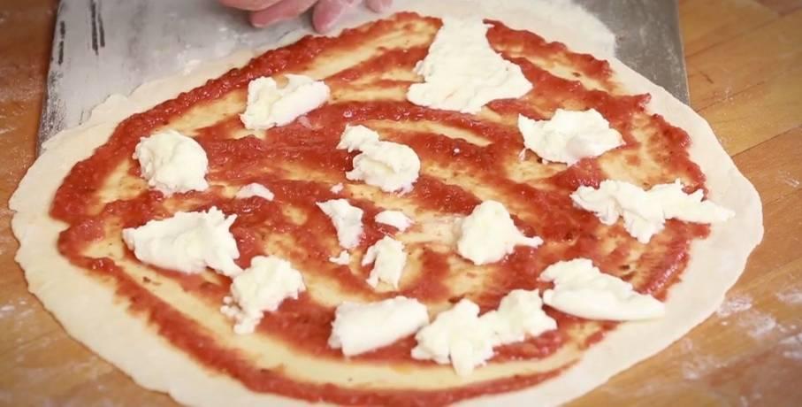 Rezepte: Pizzateig