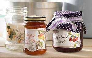einkochen etiketten f r marmelade zum ausdrucken. Black Bedroom Furniture Sets. Home Design Ideas