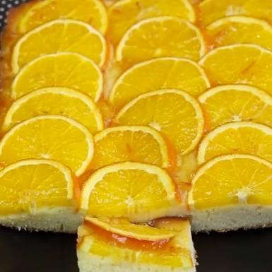 Rezepte: Aromatischer Orangenkuchen