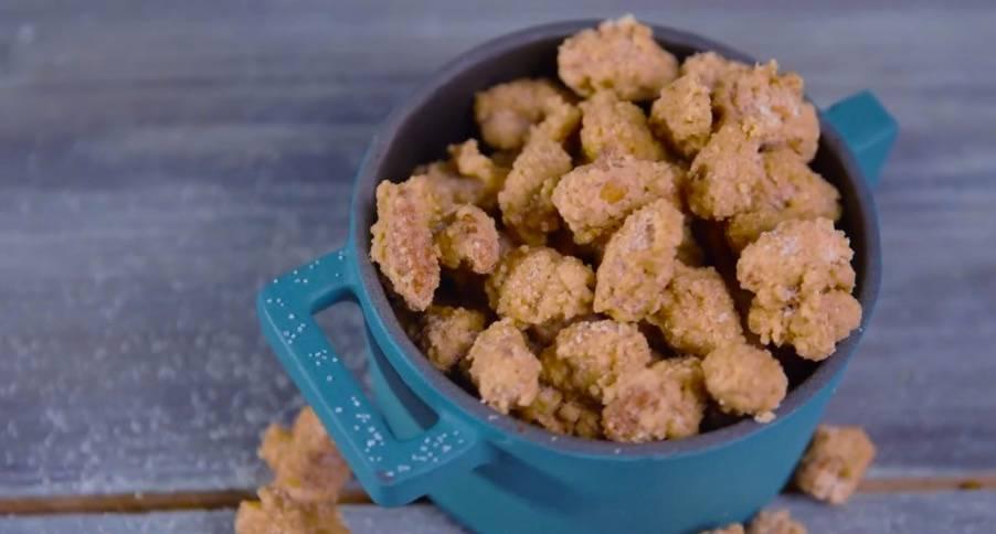 Rezepte: Gebrannte Mandeln: So einfach macht ihr sie zu Hause selbst!