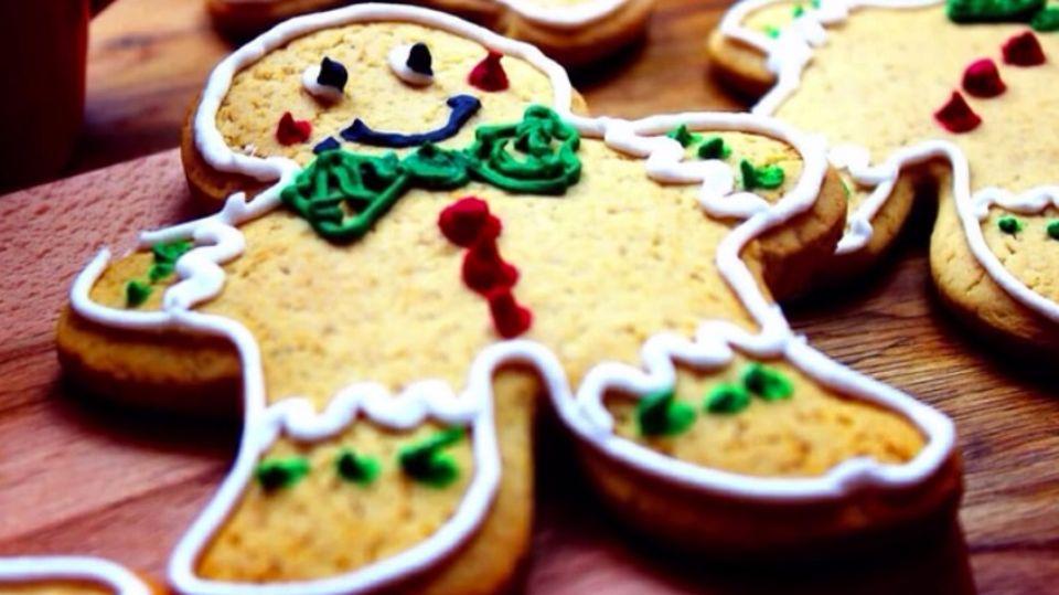 Lebkuchenmann: Kein Weihnachten ohne dich!