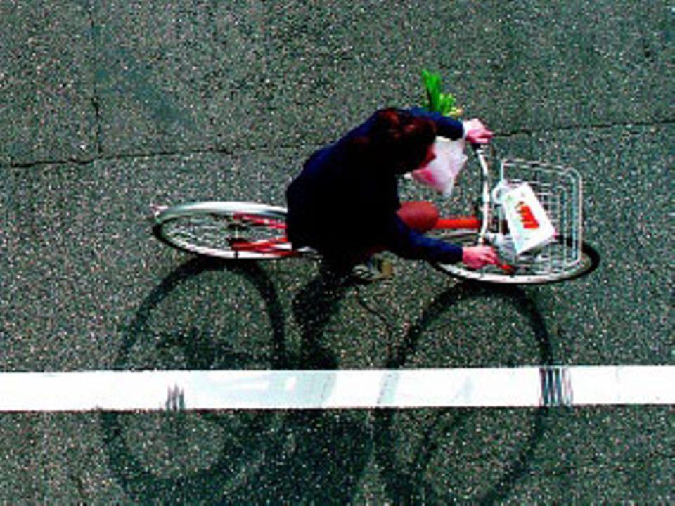 Radfahren und Abnehmen