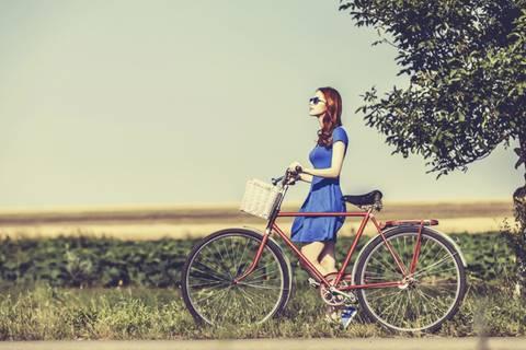 Radfahren und fit werden - mit Trainingsplan!