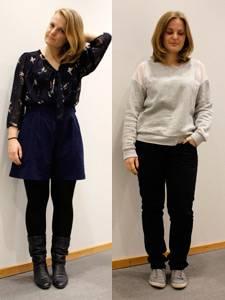ich trage Kleidung ich anderewenn SelbstversuchBin feminine eine ARjc345LqS