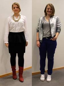 Selbstversuch: Bin ich eine andere, wenn ich feminine Kleidung trage?