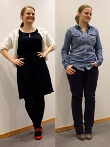 femininer kleiden
