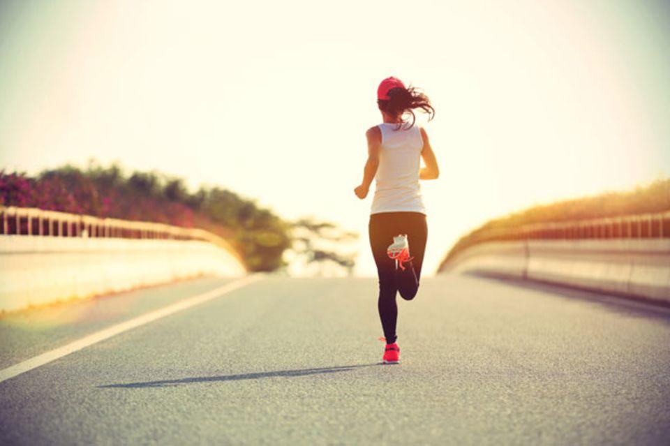 So viel Sport müssen wir machen, um den Alterungsprozess zu stoppen
