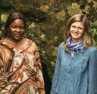 """Ausbeutung im Kongo: Thérèse Mema erzählte Meike Dinklage, dass sie sich manchmal selbst einen Therapeuten wünscht. """"Ich wüsste, dass ich ihn brauche, wenn ich kein Mitleid mehr empfinden könnte"""", sagt sie. Nur: Im Kongo gibt es dafür keine Coaches."""