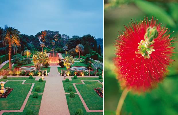 Garten-Reise: Villa Ephrussi de Rothschild