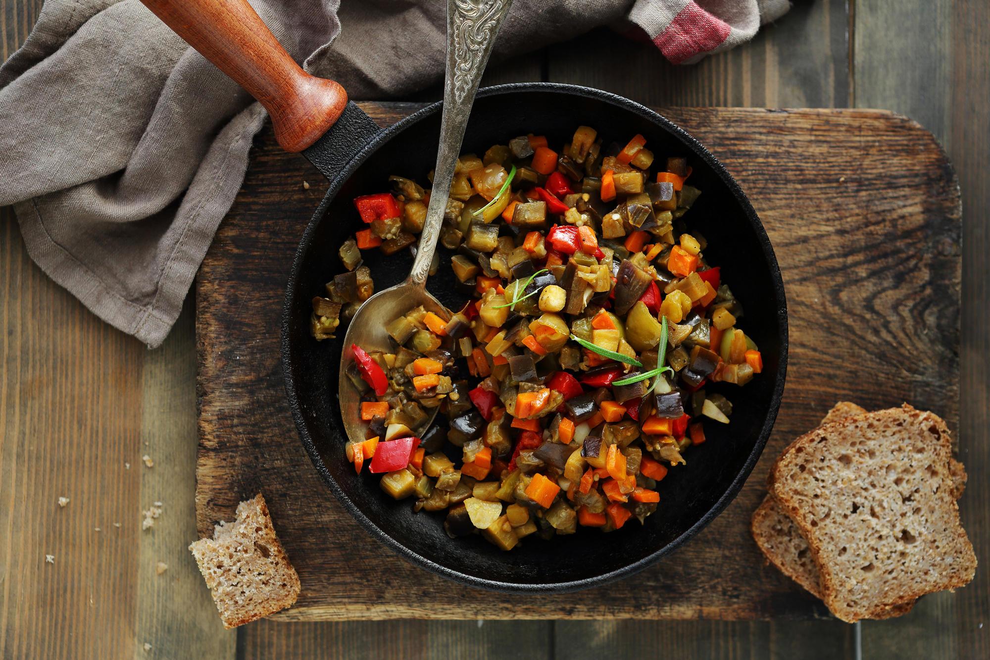 Ratatouille - das beste Rezept | BRIGITTE.de