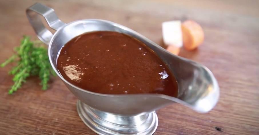 Rezepte: Braune Soße