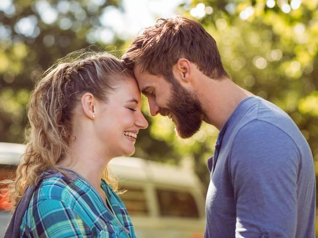 Wir sind Dating, aber nicht Freund Freundin