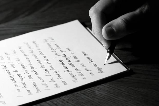 Rührender Abschiedsbrief Wenn Du Das Liest Wird Mein Tod Nicht