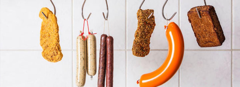 gesund veggie: veggie produkte fleischerhaken