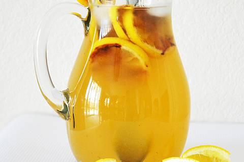 Diese Zitronen-Limonade birgt ein heißes Geheimnis