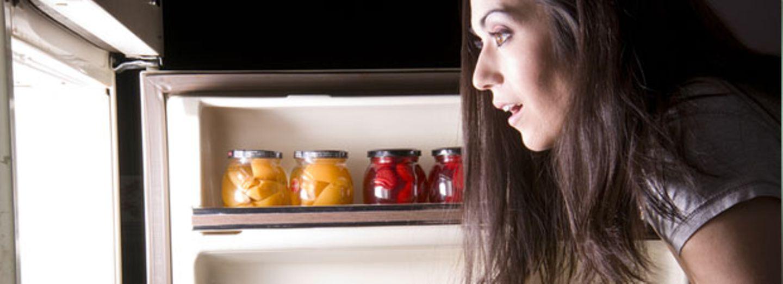 Was sein Kühlschrank über ihn verrät