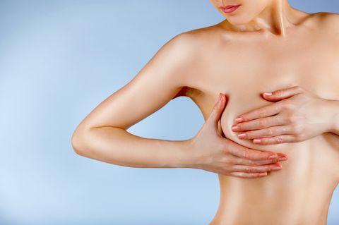 Schockierend: So kann eine Brust nach der Strahlentherapie aussehen