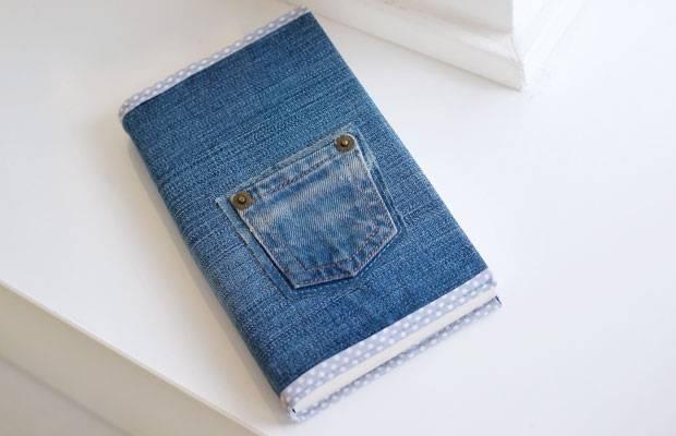 Recycling: So näht ihr aus alten Jeans tolle neue Sachen!