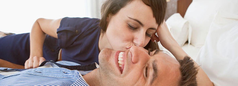 6 Dinge, die glückliche Paare vor dem Einschlafen tun