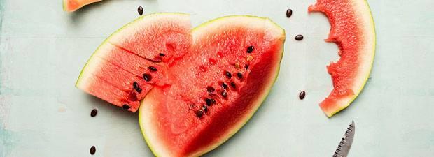 Wassermelonen-Kerne solltet ihr nicht verschmähen