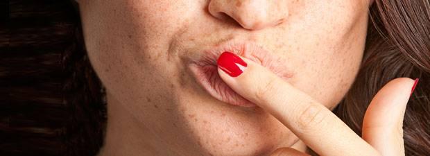 Für butterweiche Lippen beim Knutschen