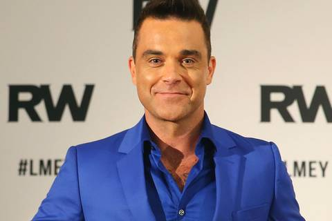 Robbie Williams' fieses Geburtstags-Geschenk an seine Frau