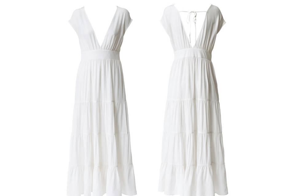 Brautkleid nähen - eine Anleitung zum Selbernähen