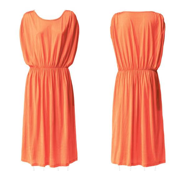 Schnittmuster: Jerseykleid nähen - eine Anleitung zum Selbernähen ...