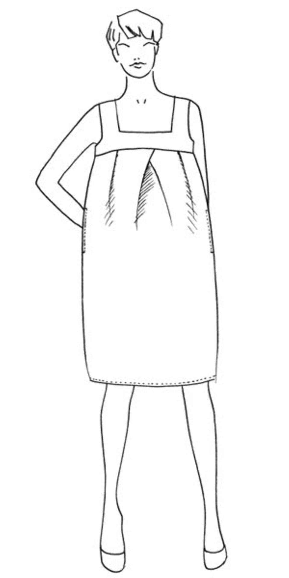 Sommerkleid nähen - eine Anleitung