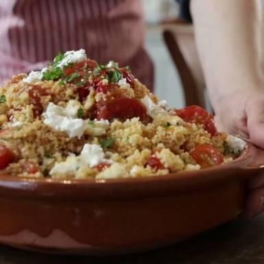 Rezepte: Tomaten-Couscous