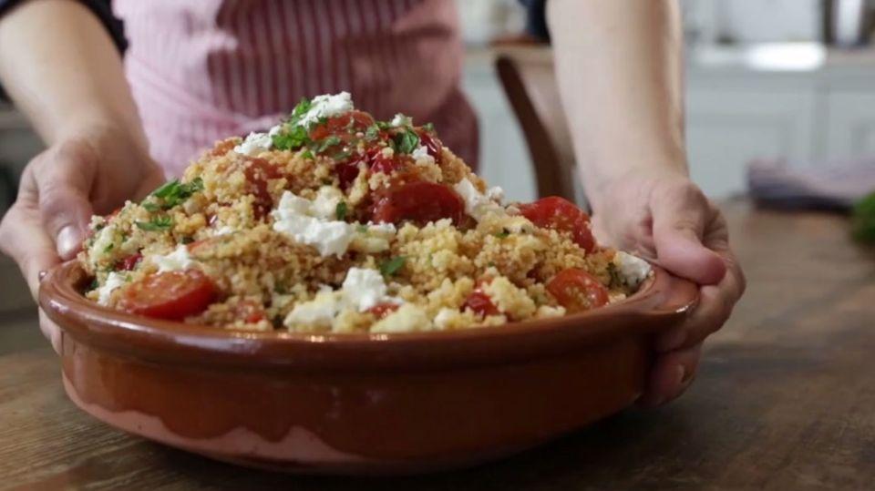 Bulgur kochen: So könnt ihr ihn zubereiten