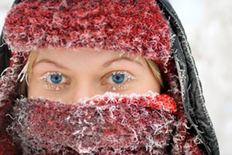 Pflege im Winter: 10 Tipps bei Kälte