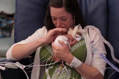 Frühgeburt: Ein Baby kämpft sich ins Leben