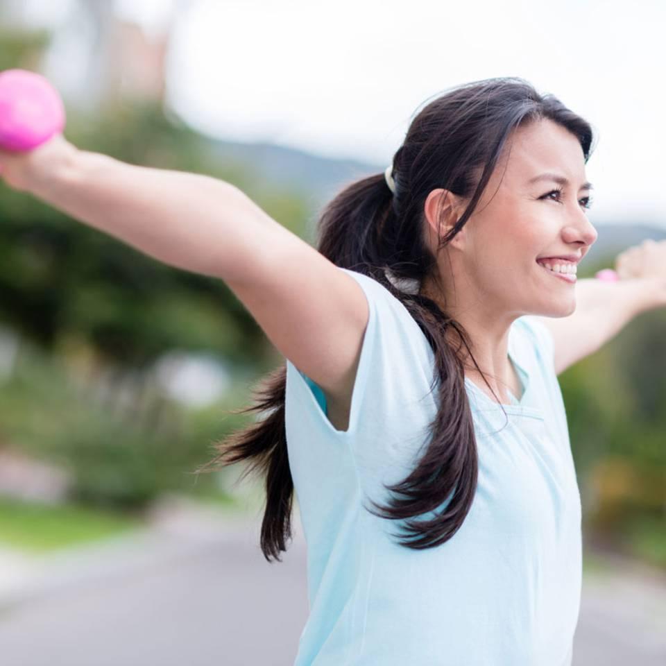 Workout: Tabata-Training - Fett verbrennen in 4 Minuten