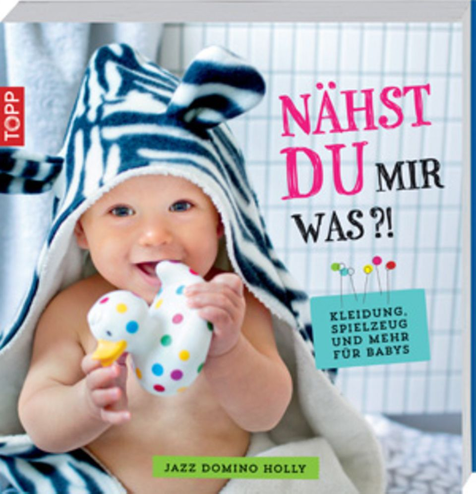 Babyquilt nähen - so geht's