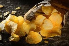 Wegen dieser Naschformel kriegen wir von Chips & Schokolade NIE genug!