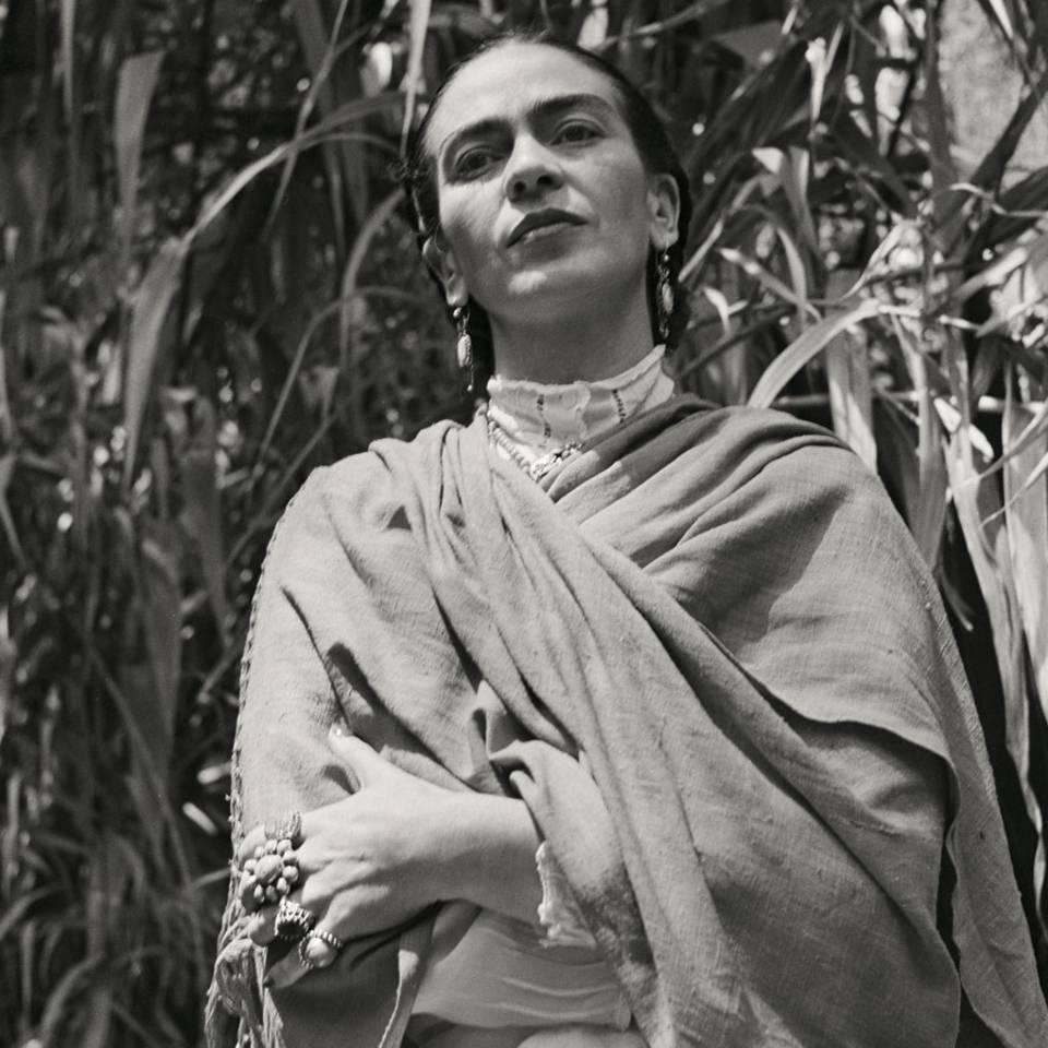 Frida Kahlo: Intime Fotos aus ihrem letzten Lebensjahr