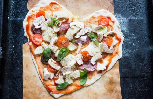 gesund essen diese 50 zutaten machen eure pizza ges nder. Black Bedroom Furniture Sets. Home Design Ideas