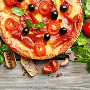 Pizzateig - das beste Rezept