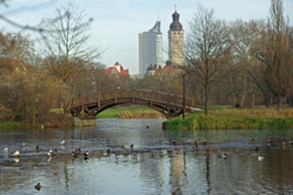 Meine Studentenstadt: Zurück in die Zukunft: Städte neu entdeckt